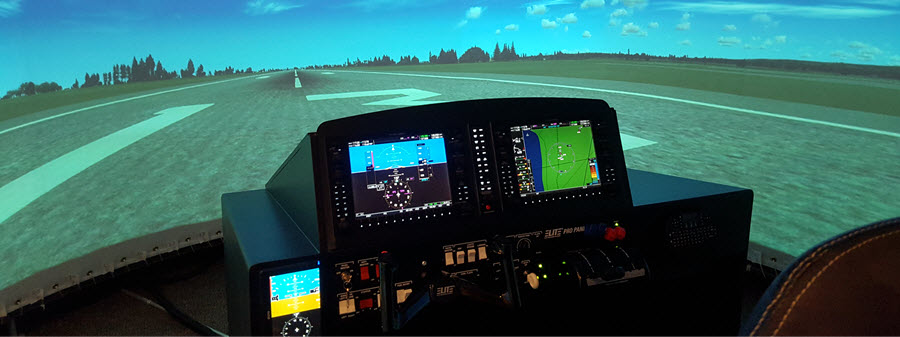 Flight Simulators, Collingwood, ON | Genesis Flight College