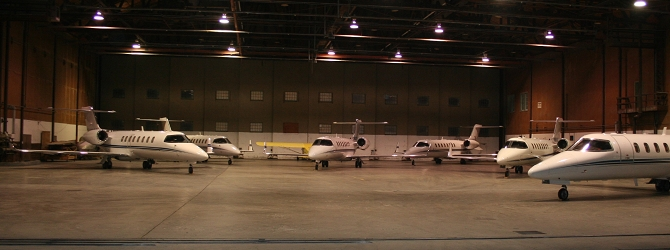 Hangar Lease and Rental