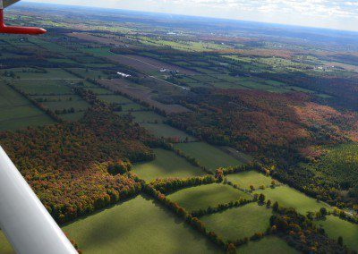 Clearview Township - Ariel View - Autumn