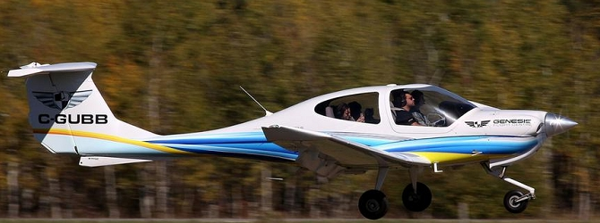 Diamond Aircraft DA40-18