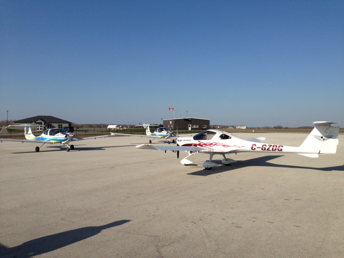 Our Flight Training School Recently Revamped its Website!