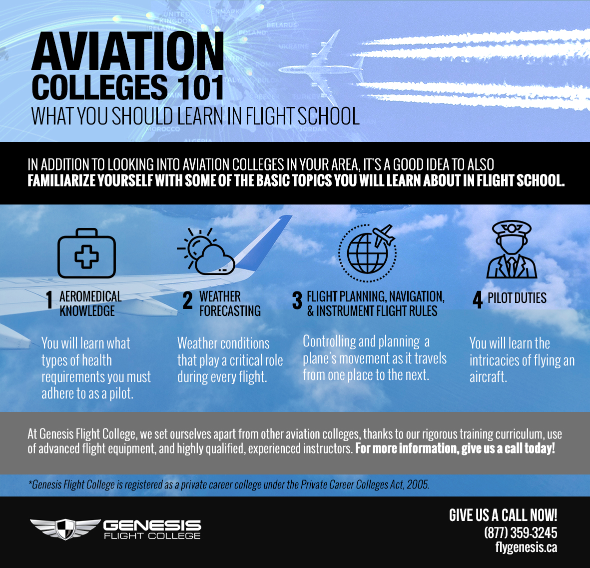 Aviation Colleges 101: What You Should Learn in Flight School