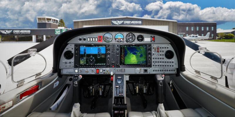 renowned commercial pilot training program
